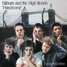 Kilburn & The High Roads (Ian Dury): Handsome (2CD+Bonus Tracks+In-Session Recordings) (Expanded Edition), 2 CDs