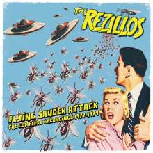 The Rezillos: Flying Saucer Attack: The Complete Recordings 1977 - 1979, 2 CDs