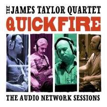 James Taylor Quartet (JTQ): Quick Fire: The Audio Network Sessions, CD