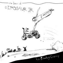 Dinosaur Jr.: Ear Bleeding Country: The Best Of Dinosaur Jr. (Limited-Edition) (White Vinyl), 2 LPs