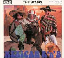 The Stairs: Mexican R'n'B (Expanded-Edition), 3 CDs