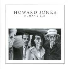 Howard Jones (New Wave): Human's Lib (Remastered + Expanded-Edition), CD
