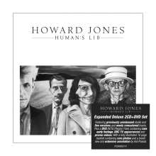 Howard Jones (New Wave): Human's Lib (Expanded-Deluxe-Edition), 3 CDs