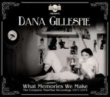 Dana Gillespie: What Memories We Make 1971 - 1974, 2 CDs