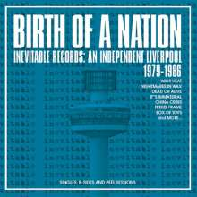Birth Of A Nation: Inevitable Records, 3 CDs