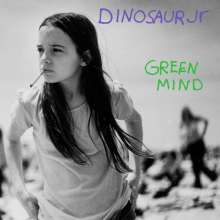 Dinosaur Jr.: Green Mind (remastered) (Deluxe Extended Edition) (Green Vinyl), 2 LPs