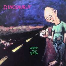 Dinosaur Jr.: Where You Been (remastered) (Deluxe Edition) (Blue Vinyl), 2 LPs