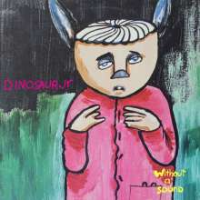 Dinosaur Jr.: Without A Sound (remastered) (Deluxe Edition) (Yellow Vinyl), 2 LPs