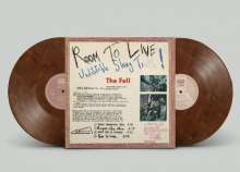 The Fall: Room To Live (Marbled Vinyl), 2 LPs