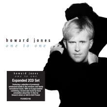Howard Jones (New Wave): One To One (Expanded Edition), 2 CDs
