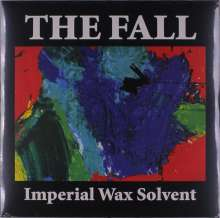 The Fall: Imperial Wax Solvent (Splatter Colored Vinyl), 2 LPs