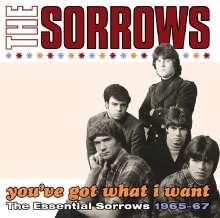 The Sorrows (Amerika): You've Got What I Want: The Essential Sorrows 1965-1967, CD