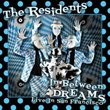 The Residents: In Between Dreams: Live In San Francisco 2018, 1 CD und 1 DVD