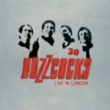 Buzzcocks: 30 (Live In London) (Red Vinyl), 2 LPs