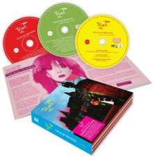 Toyah: Blue Meaning (Deluxe Edition), 2 CDs und 1 DVD