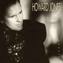 Howard Jones (New Wave): In The Running (140g Translucent Clear Vinyl) (Limited Edition), LP