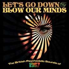 Let's Go Down & Blow Our Minds, 3 CDs