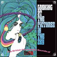 Looking At The Pictures In The Sky: The British Psychedelic Sounds of 1968, 3 CDs
