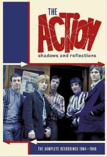 The Action: Shadows And Reflections: The Complete Recordings 1964 - 1968, 4 CDs