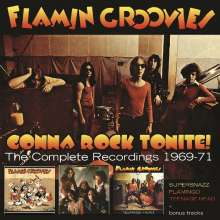 The Flamin' Groovies: Gonna Rock Tonite! - The Complete Recordings, 3 CDs