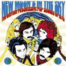 New Moon's In The Sky: The British Progressive Pop Sounds Of 1970, 3 CDs