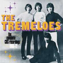 Tremeloes: The Complete CBS Recordings 1966 - 1972, 6 CDs