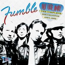 Fumble: Not Fade Away: The Complete Recordings 1964 - 1982, 4 CDs