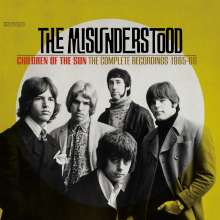 The Misunderstood: Children Of The Sun: The Complete Recordings 1965-1966, 2 CDs