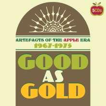 Good As Gold: Artefacts Of The Apple Era, 5 CDs