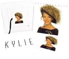 Kylie Minogue: Kylie (Limited Collector's Edition) (2CD + DVD + LP), 4 CDs