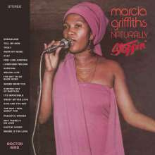Marcia Griffiths: Naturally / Steppin' (2 Albums On 1 CD), CD