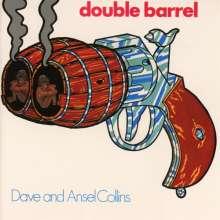 Dave Collins & Ansel Collins: Double Barrell +Bonus, CD