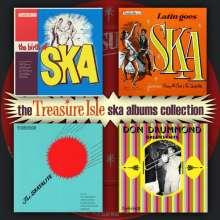 The Treasure Isle Ska Albums (4 Albums On 2CDs), 2 CDs