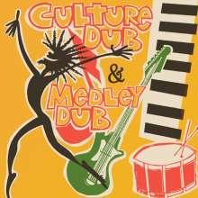 Errol Brown: Culture Dub + Medley Dub (+25 Bonustracks), 2 CDs