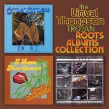 The Linval Thompson Trojan Roots Albums Collection, 2 CDs