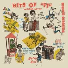 Hits Of '77 (Expanded Double-CD), 2 CDs