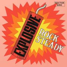 Explosive Rock Steady (Expanded Edition), 2 CDs
