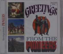 Greetings From The Pioneers, 2 CDs