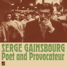 Serge Gainsbourg: Poet And Provocateur, CD