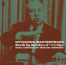 Bernard Herrmann (1911-1975): North By Northwest/Vertigo, CD