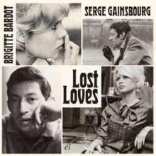Serge Gainsbourg & Brigitte Bardot: Lost Lovers, CD