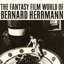 Filmmusik: The Fantasy Film World Of Bernard Herrmann, CD