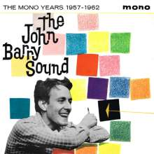 John Barry (1933-2011): The Mono Years 1957-1962 (3CD Boxset), 3 CDs