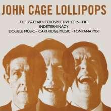 John Cage (1912-1992): Lollipops, 3 CDs