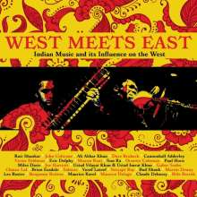 West Meets East: Indian Music And Its Influence, 3 CDs