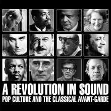 Revolution In Sound: Pop Culture & Classical Avant-Garde, 4 CDs
