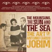 The Mountains, The Sun & The Sea: Art Of Antonio Carlos Jobim, 4 CDs