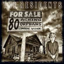 The Residents: 80 Aching Orphans: 45 Years Of The Residents, 4 CDs