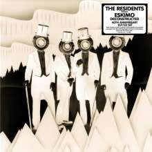 The Residents: Eskimo Deconstructed - 40th Anniversary Edition, 2 LPs