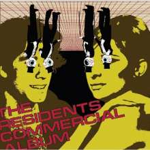 The Residents: Commercial Album (Remastered, Expanded And Preserved), 2 CDs